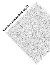 Вид плиты минерального подвесного потолка OWA Cosmos 68/0 (ОВА Космос). Сделать заказ.