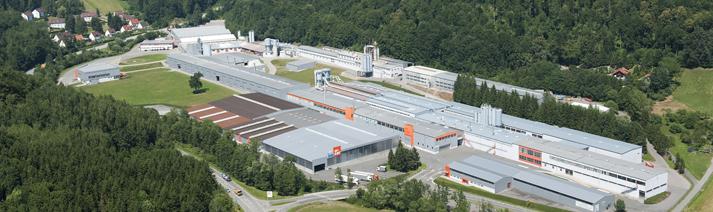 Фотография завода AMF